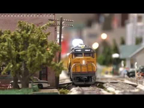 TCMRA 2016 Nebraska State Fair Model Train Display
