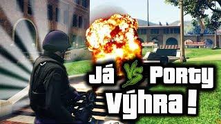 DOSTAL JSEM HO! 💣 GTA 5 s Portym