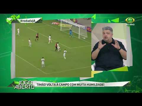 Héverton: O Corinthians Não Tem Uma Grande Estrela