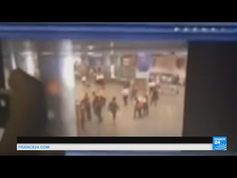 """Istanbul Atatürk airport attack: """"we saw the bomb in the x-ray explode"""""""