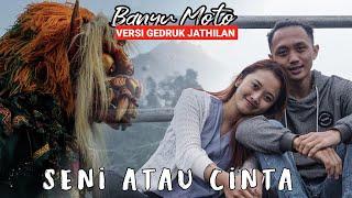 Banyu Moto-Cinematic Cover Cinta Dan Seni