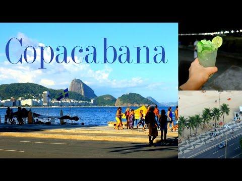 🇧🇷 Lazy Sunday on Copacabana Beach | Local Travel Tips 🇧🇷