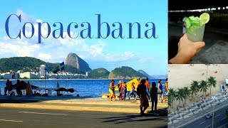 Lazy Sunday on Copacabana Beach - Rio de Janeiro - Black Friday deals with Iberia!