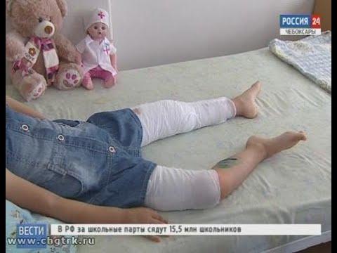 Ребенок упал с высоты на попу болит живот