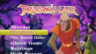 Dragon's Lair PSN Quick Play