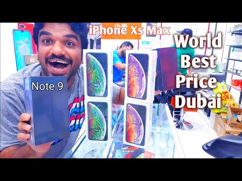 Hindi | iPhone XS Max And Samsung Galaxy Note 9 World Best P