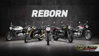 2016 Triumph motorcycle line - Modern Classics | RideNow Euro