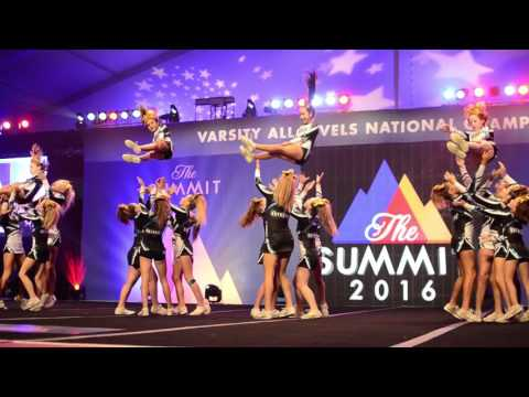 OHIO EXTREME LADY RAYS DAY 2 - THIRD PLACE AT THE SUMMIT 2016