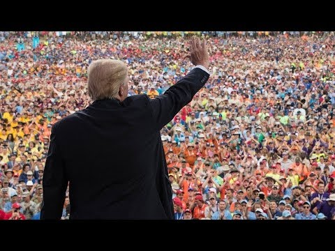 Boy Scouts deny praising speech to Trump, as the president said | Los Angeles Times