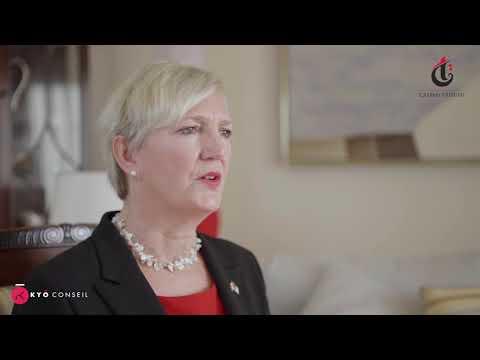 Interview de Patricia McCullagh Ambassadrice du Canada à Alger - Casbah Tribune | KYŌ Conseil