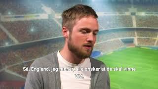 Fotball VM-2018 - Norgekasino TV - England VM-tips