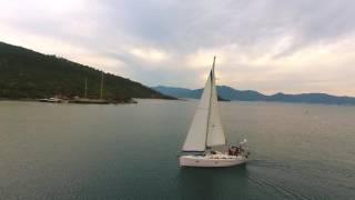 Курсы яхтенных капитанов в Греции в яхтенной школе ЯХТ ДРИМ