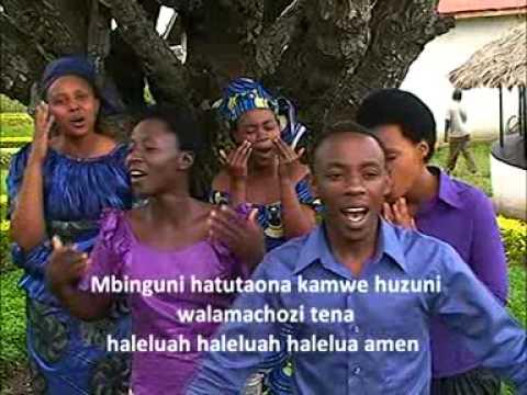 Mokozi Wetu anatupa furaha by Frere Manu