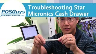 The star micronics brand cash drawers that come with drawer cables (including cd3 and smd2) must use those in order to work p...
