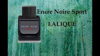 Encre Noire Sport by Lalique - Review