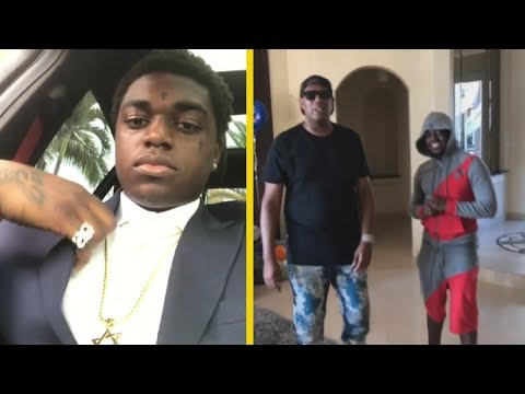 """Kodak Black """"Pull Up On Master P To Sign $2M Record Deal"""""""
