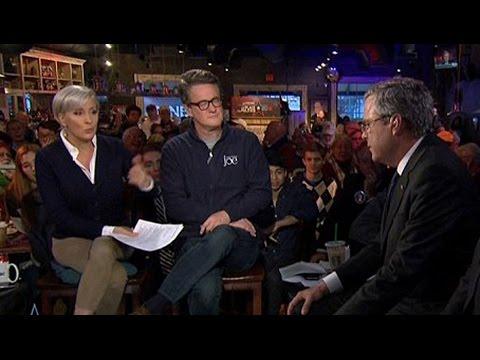 Jeb Bush Responds To Trump's Patronizing Debate Attacks