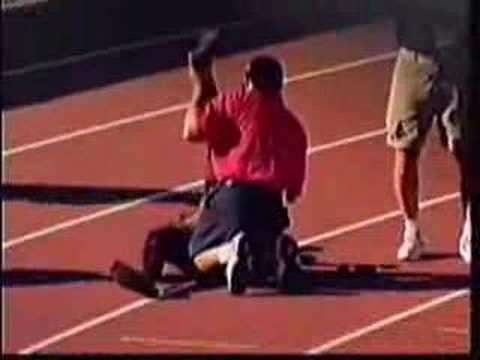 Michael Johnson VS Maurice greene 200m Rivalry