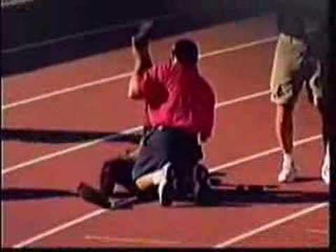 Michael Johnson VS Maurice greene 200m Rivalry