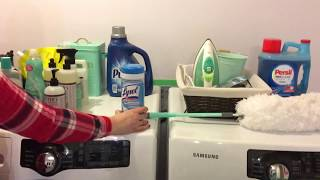 Life in Canada | Laundry machines and products we use