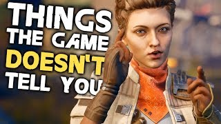 Outer Worlds: 10 Things The Game DOESN'T Tell You