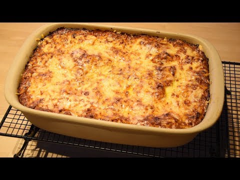 weltbeste lasagne thermomix