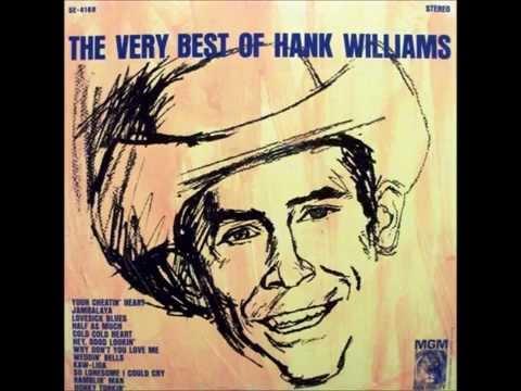Honky Tonkin' , Hank Williams , 1948 Vinyl