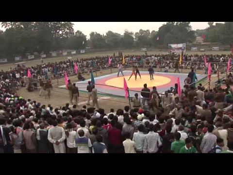 Kushti DANGAL Match in Bihar