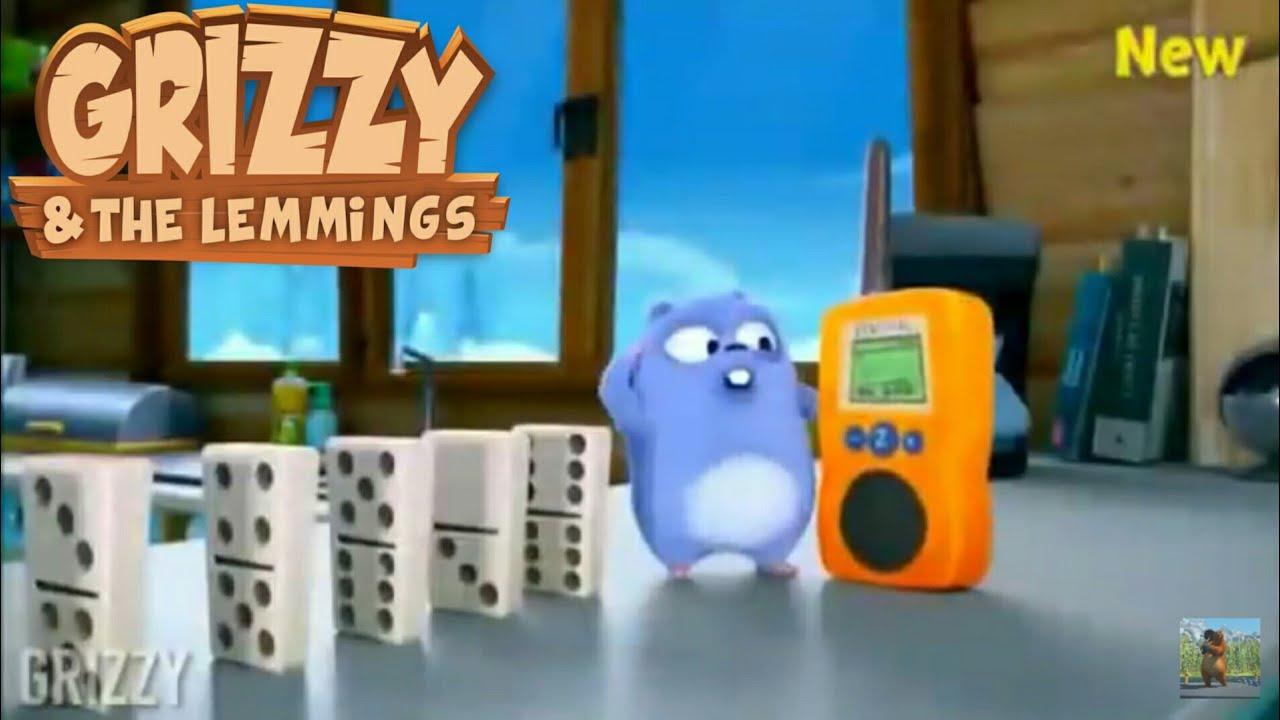 Download Grizzy and the Lemmings world tour / New Episode no. 159
