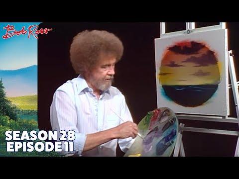 Bob Ross - Tranquil Seas (Season 28 Episode 11)