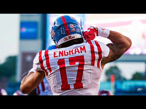 Best Receiving Tight End in College Football || Ole Miss TE Evan Engram 2016 Highlights ᴴᴰ