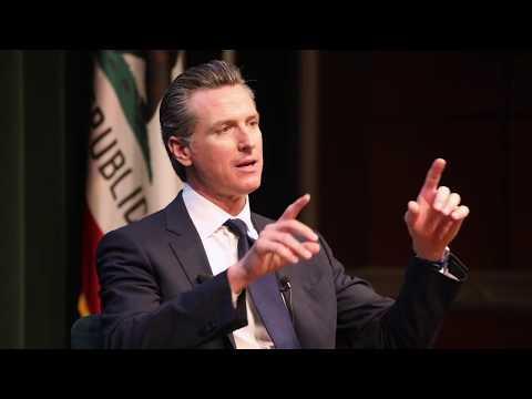 Gavin Newsom - Gubernatorial Forum on Higher Education