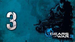 """Gears Of War 3   En Español   Capitulo 3 """"Jugador más valioso"""""""