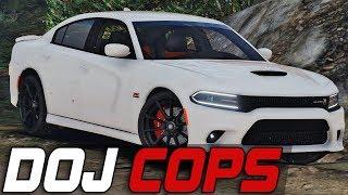 Dept. of Justice Cops #436 - Scat Pack Scattin