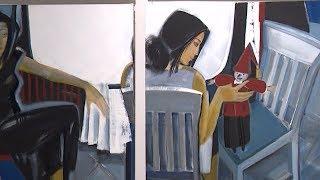 Смотреть видео Выставка «Матриархат» откроется в музее Коваленко онлайн