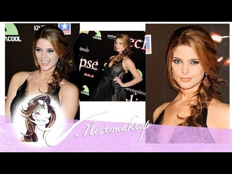Trenza de lado deshecha de Ashley Greene-pedido Cintia