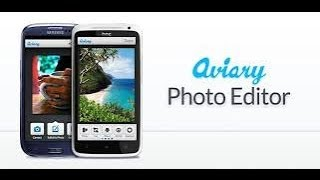 Best free photo editor for android 2014 (Aviary)