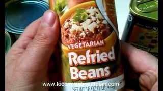 Canned Food Shelf Life - Prepare with Food Storage