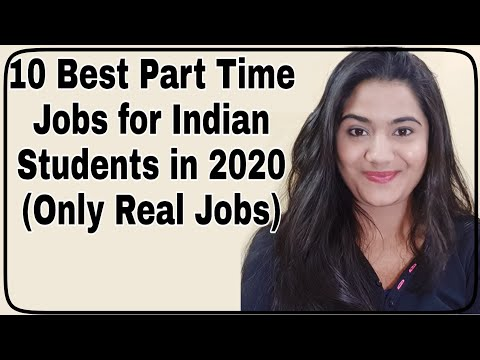 10 Best Part Time Jobs Available in India for 12th pass & College Studying Students | Jobs 2020