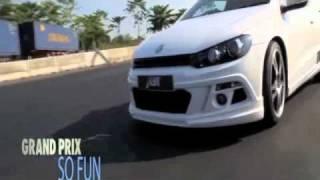 ABT Volkswagen Scirocco 2009 Videos