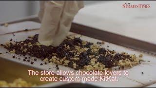 Join the KitKat revolution