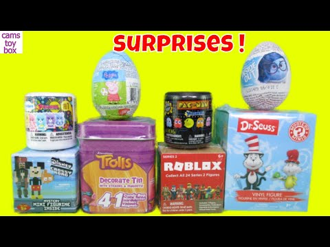 Surprise Toys Care Bears FASHEMS Pacman...