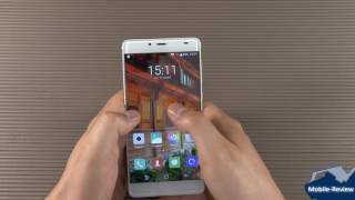 Обзор безрамочного смартфона Elephone S3