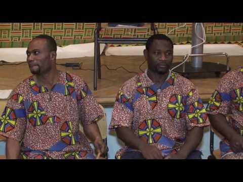 Ghana Cultural Festival video 1