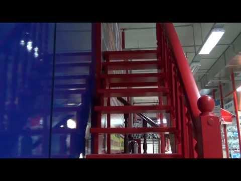 Лестницы из ясеня в Санкт-Петербурге