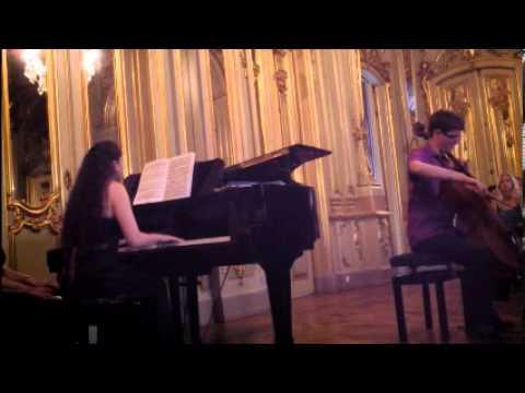 N. Miaskovsky: Cello Sonata op. 81, mov. 2 & 3
