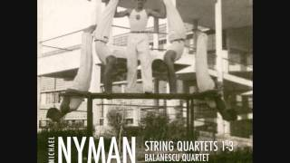 Michael Nyman - String Quartet No. 2; III