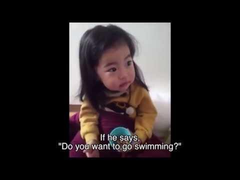 [Official] Mom Teaches Cute Korean baby Yebin a Life Lesson