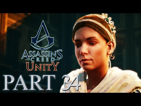 Assassin's Creed Unity Walkthrough Part 34 - STARVING TIMES