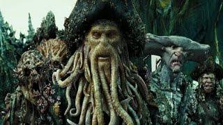 Пираты Карибского моря 2: Сундук мертвеца (2006)— русский трейлер